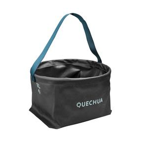 Quechua(ケシュア) 折りたたみ式キャンピングバケツ 2969094-8576761