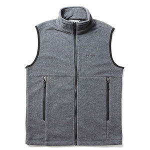 Columbia(コロンビア) Buckeye Springs Vest(バックアイ スプリングス ベスト) Men's PM3822 フリースベスト