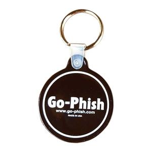 Go-Phish(ゴーフィッシュ) Go-Phish ロゴ キータグ