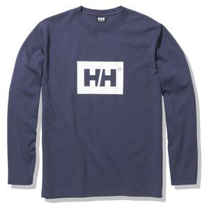 HELLY HANSEN(ヘリーハンセン) LONG SLEEVE LOGO TEE(ロングスリーブ ロゴ ティー) HE32067