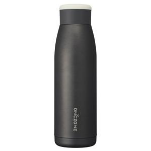 ドウシシャ(DOSHISHA) ON度ZONEふるふるボトル 420ml ブラック OZFF420BK