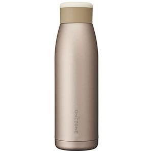ドウシシャ(DOSHISHA) ON度ZONEふるふるボトル 420ml ゴールド OZFF420GD