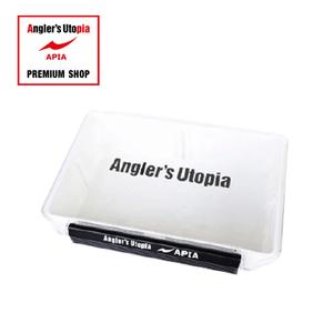 アピア(APIA) Angler's Utopia深型ルアーBOX 白