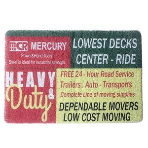 MERCURY(マーキュリー) PVCマットS HEAVY&DUTY ME048790