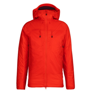 【送料無料】MAMMUT(マムート) Rime IN Flex Hooded Jacket AF Men's L 3445(spicy) 1013-00750
