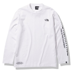 THE NORTH FACE(ザ・ノースフェイス) L/S TESTED PROVEN TEE(ロングスリーブテステッドプルーブンティー) Men's NT82032
