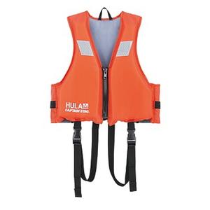 キャプテンスタッグ(CAPTAIN STAG) HULA フローティングベスト子供用 RED US-3012