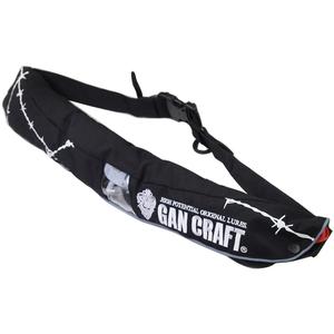 ガンクラフト(GAN CRAFT) インフレータブルライフベルト Aタイプ 遊漁船(釣り船)対応 GAN-5620RSE
