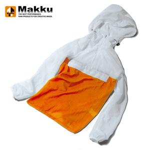 マック(Makku) 撥水 シアー アノラック AS-610A