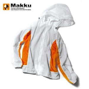 マック(Makku) 撥水 シアー ジャケット AS-610J