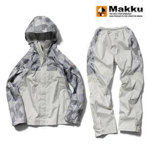 マック(Makku) クロス オーバー レインスーツ AS-8510