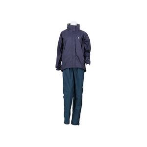 【送料無料】カナディアン イースト(Canadian East) Rain Wear Lady's (レイン ウェア レディースセット) (上下セット) L DPPLNV(ディープパープル) CEW8011S