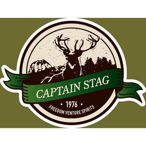 キャプテンスタッグ(CAPTAIN STAG) デザインステッカー リボン UM-1547