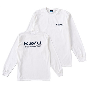 KAVU(カブー) トゥルー アウトドアウエア ロングスリーブTシャツ Men's 19821312017003