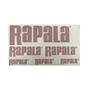 Rapala(ラパラ) オフィシャル プロ スタッフディカル RDD1 ステッカー