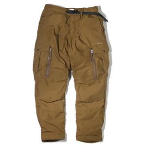 ナンガ(NANGA) TAKIBI DOWN PANTS(タキビ ダウン パンツ メンズ)