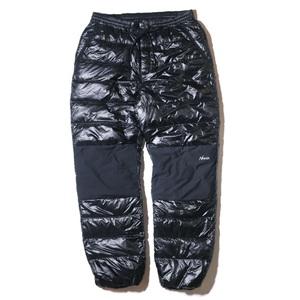 ナンガ(NANGA) MOUNTAIN LODGE DOWN PANTS(マウンテン ロッジ ダウン パンツ メンズ)