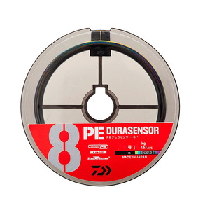 ダイワ(Daiwa) UVF PEデュラセンサー×8+Si2 5C 200m 07303574
