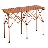 Coleman(コールマン) ナチュラルウッド カウンターテーブル クラシック 2000036582 キャンプテーブル