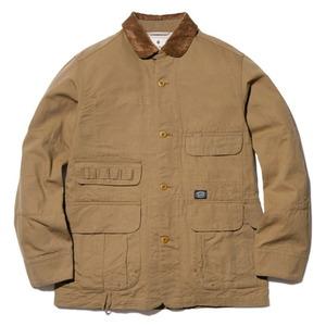 TAKIBI Duck Jacket Men's M Beige