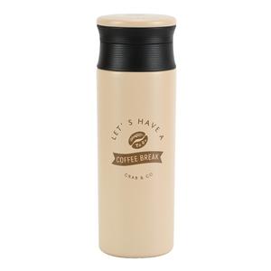 ベストコ コーヒービーンズ カフェマグボトル ND-6817