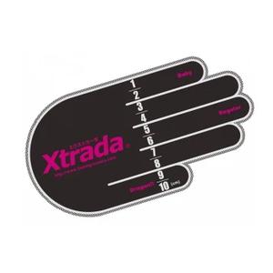 ルミカ Xtrada 太刀魚スケールステッカー A20291