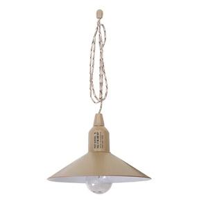POST GENERAL(ポストジェネラル) HANG LAMP TYPE2 最大50ルーメン 単四電池式 SAND BEIGE 982070014