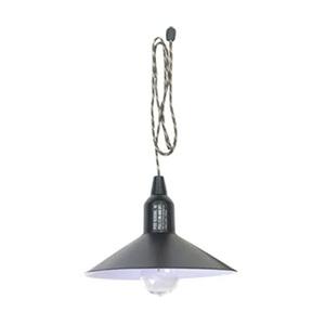 POST GENERAL(ポストジェネラル) HANG LAMP TYPE2 最大50ルーメン 単四電池式 BLACK 982070015