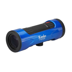 Kenko(ケンコー) ウルトラビューI 7-21×21-BL ズーム単眼鏡 ブルー 429051