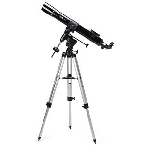 【送料無料】Kenko(ケンコー) 屈折式天体望遠鏡 ブラック 90-70000