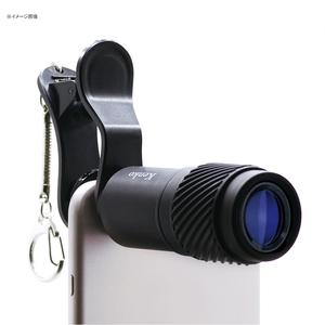 Kenko(ケンコー) リアルプロクリップレンズ 望遠7倍 スマホ用レンズ ブラック KRP-7t