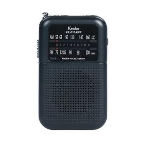 Kenko(ケンコー) AM/FM ポケットラジオ KR-011AWF