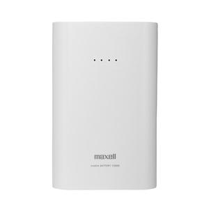 日立マクセル(日立maxell) 急速充電・大容量モバイル充電バッテリー 15000mAh MPC-CPD15000PWH