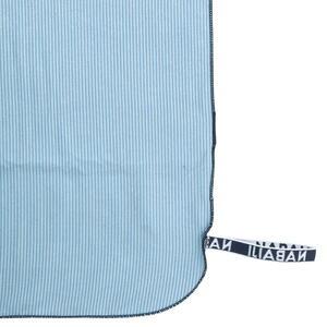 Nabaiji(ナバイジ) マイクロファイバーストライプタオル 80×130cm 2934384-8575284