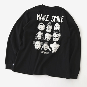 gym master(ジムマスター) MAKE SMILE Tee G533627