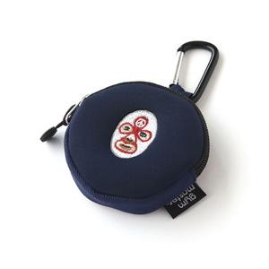 gym master(ジムマスター) ハッピー 刺繍 コインケース G421610
