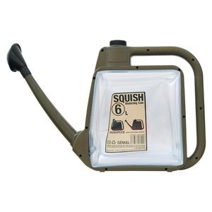 GENIAL(ジェニアル) SQUISH WATERING CAN 6L KH(カーキ) 5417001KH
