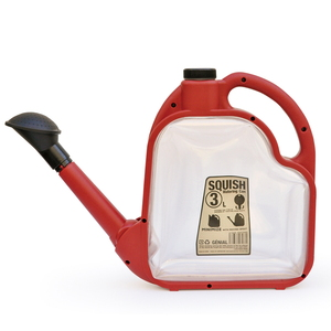 GENIAL(ジェニアル) SQUISH WATERING CAN 3L RE(レッド) 5417002RE