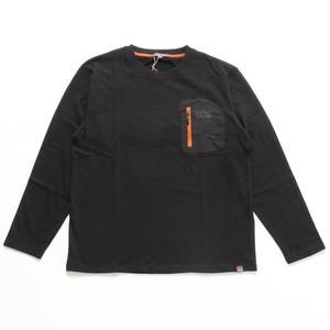 Grand Canyon(グランドキャニオン) ポケット付ロンTシャツ