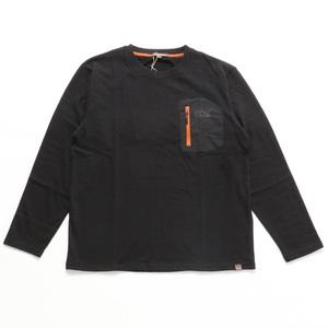 Grand Canyon(グランドキャニオン) ポケット付ロンTシャツ 872202C