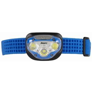 Energizer(エナジャイザー) VISION ヘッドライト 200ルーメン 単四電池式 ブルー HDA323