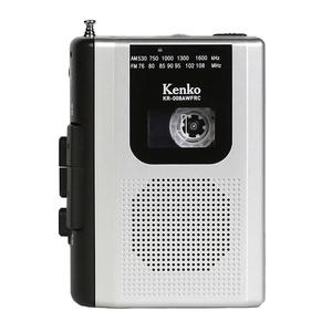 Kenko(ケンコー) AM/FM ラジオカセットレコーダー KR-008AWFRC