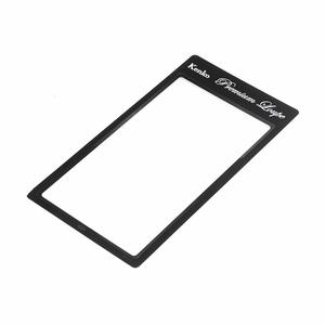 Kenko(ケンコー) 極薄シートルーペ1.8倍 手帳型 極薄カード型拡大鏡 KTL-014N