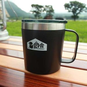 ジーアールエヌアウトドア(grn outdoor) BEER MAGU 350(ビール マグカップ 350) GO0440F ガラス&アクリル製カップ