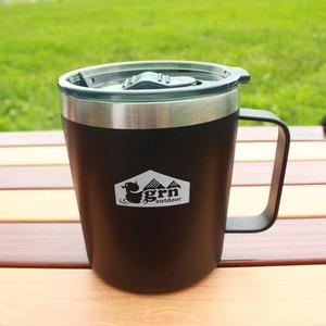 ジーアールエヌアウトドア(grn outdoor) BEER MAGU 500(ビール マグカップ 500) GO0441F ガラス&アクリル製カップ