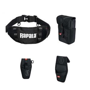 Rapala(ラパラ) ツールベルト ウィズ バックパッド RTB