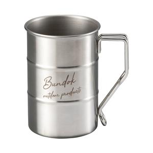 BUNDOK(バンドック) ドラム缶マグ BD-582
