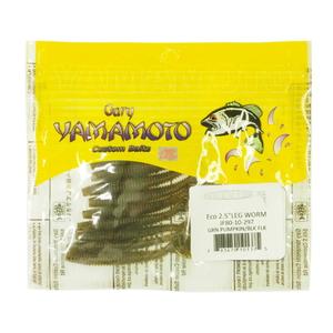 ゲーリーヤマモト(Gary YAMAMOTO) エコ レッグワーム JF80-10-297
