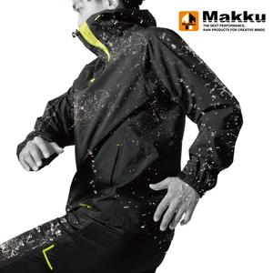 マック(Makku) LIGHT BIZ RAIN JACKET(ライトビズ レインジャケット) AS-920