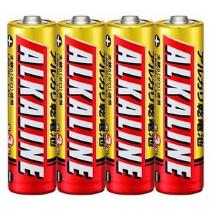 MITSUBISHI(三菱電機) アルカリ乾電池 単3形 4本パック LR6R/4S